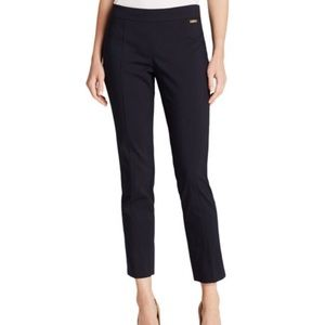 Tory Burch Callie Ankle Skinny Trouser Pants